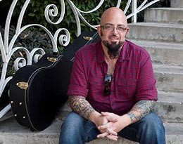 Blog tv this week with kate for Jackson galaxy band