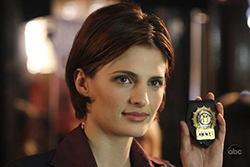 Kate Beckett on Castle