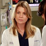 Meredith on Grey's Anatomy