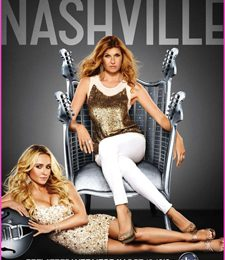 Nashville actresses who play Rayna and Juliette