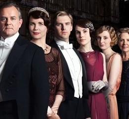 Downton Abbey Stars