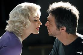 Karen and Derek almost kiss