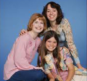 Bonnie Franklin, Valerie Bertrinelli, Mackenzie Phillips