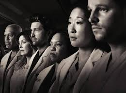Cast of Grey's Anatomy
