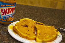 Peanut Butter and Toast